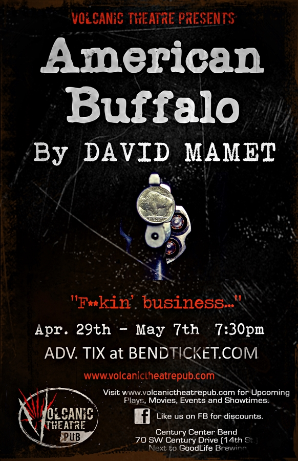 american buffalo play by david mamet analysis American book review, a play by david mamet american buffalo is a book by david mamet about a couple of crooks that are planning a heist of a rich man's house.
