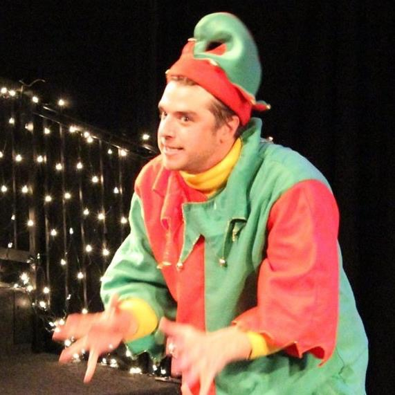 The Santaland Diaries Tickets The Capitol Bend Or Mon Dec 24