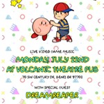 Kirby%27s+Dream+Band%2C+The+Runaway+Four+%26+Dream+Reaper+at+Volcanic